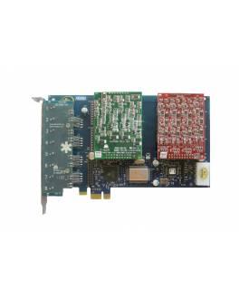 Tarjeta PCI-E AEX800 / 8FXO