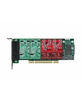 Tarjeta Digium PCI A4A00F  4 Puertos FXO